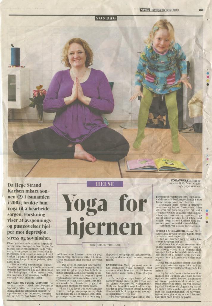 VG Helse april 2013